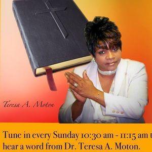 BWE Sunday Word with Pastor Dr. Teresa Moton
