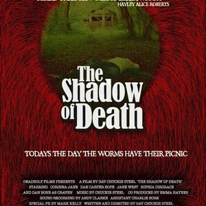 """The Alan Donegan Show No 44: """"The Shadow Of Death"""" with Gav Chuckie Steel"""