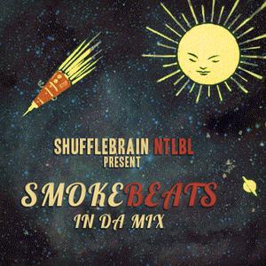 Guest Mix 001: shhbrain x001 - smokebeats in da mix (mixed by Cao Sao Vang)