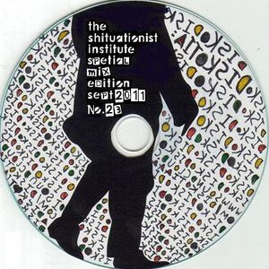 The Exclusive Shituationist Institute Special Mix Edition September Inclusive Glüksmelody