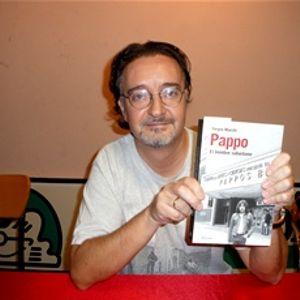"""Sergio Marchi y """"Pappo. El hombre suburbano"""""""