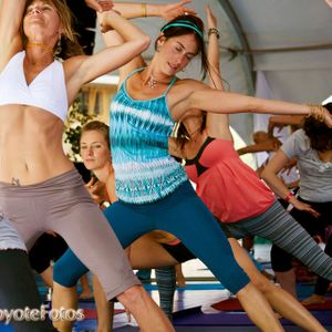 Part 1 of Dubstep Yoga 10.27.12