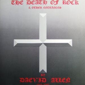 "The Darklord Radio Show ""The Death Of Rock Special"""