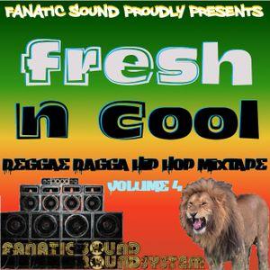 Fresh n Cool * Reggae-Ragga-Hip Hop Mixtape (Volume°4)