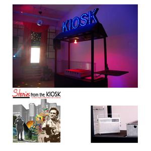 Stories from the Kiosk. (the Würst Project).
