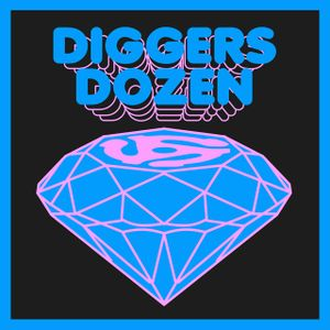 Crate Invader (Point Blank FM) - Diggers Dozen Live Sessions (September 2017 London)