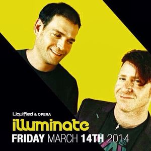 Gabriel & Dresden live at Opera Nightclub, Atlanta, GA 03-14-14
