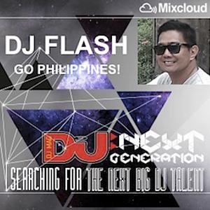 DJ Flash - Philippines - DJ Mag Next Generation World Entry # 23
