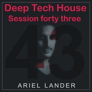 Ariel lander deep tech house 43 by ariel lander mixcloud - Deep house tech ...