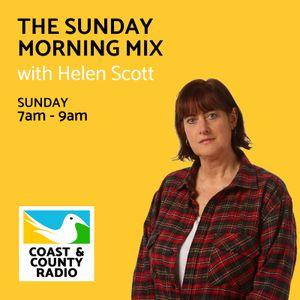 The Sunday Morning Mix with Helen Scott - Broadcast 01/01/17