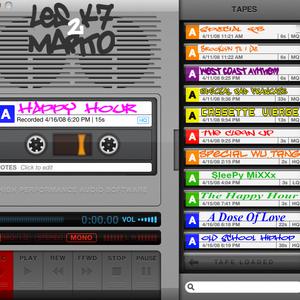 """Les K7 De Marto"" Vol.4 ""The Happy Hour"""