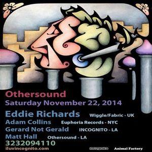 Evil Eddie Richards - Live At Othersound 11/23/14