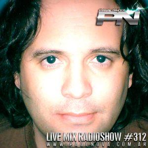 Paul Nova Live Mix 312