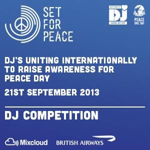 Set For Peace: DJ T-Daddy Barlow