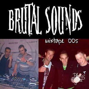 Brutal Sounds Mixtape 005 by Penta & Brutal Sounds