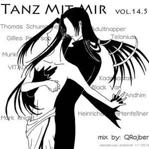 Tanc mit mir vol 14.5 by QRajber@Maska, Belgrade (05.2014)