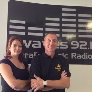 Danny Docherty talks to Mark & Vicki Manning from Regal Pawn.Their new show Pawn Star's on Sky Tv.