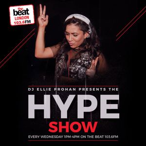 #TheHypeShow with @DJEllieProhan 01.03.2017 10am-1pm