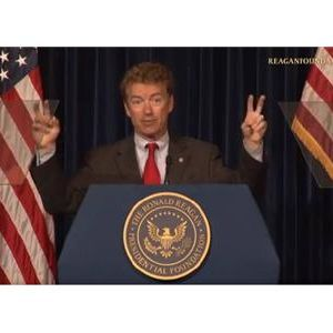 Hair on Fire News Talk Radio w/ Speech by Sen Rand Paul