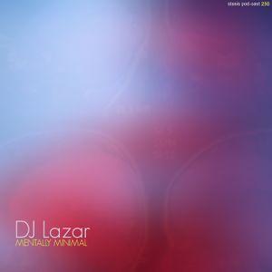 DJ Lazar - Mentally Minimal