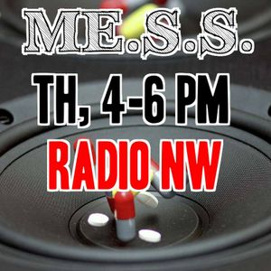 Musically-eccentric Stimulants & Substances (ME.S.S.), 24/3/2016, RADIO NOWHERE