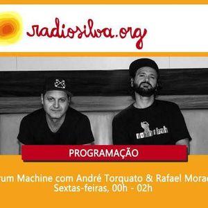 Drum Machine_Radio Silva_prog 001 segunda hora