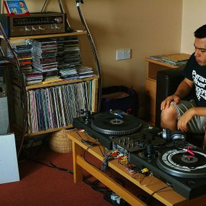 DJ set recorded @ home in March 2012