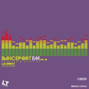 Laurent Tenstone - DanceportFM Session vol. 02 - 2012 January (Club Mix) CCR029