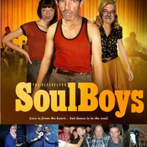 sleeveless soul, 9th april 2013, the one with eddie hubbard, tats and coops