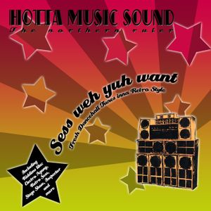 Hotta Music presents: Sess weh you want - Retro Rock Vol. 1