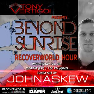 Beyond Sunrise radio...Cxx with John Askew