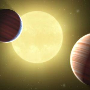 Planets in Orbit