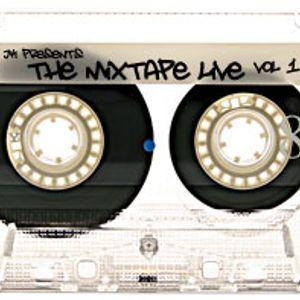 JK presents The Mixtape Live vol.1 - Of men and mice