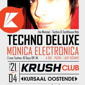 TechnoDeluxe@KrushClub April 2012