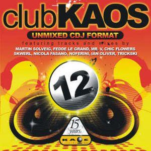 Mixed Kaos - Volume 12