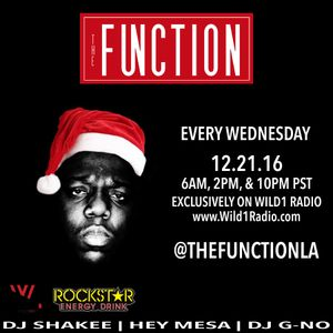 The Function (Episode 51) with DJ SHAKEE, HEY MESA & DJ GNO