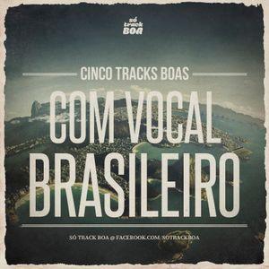 #01 CINCO TRACKS BOAS - Vocal brasileiro