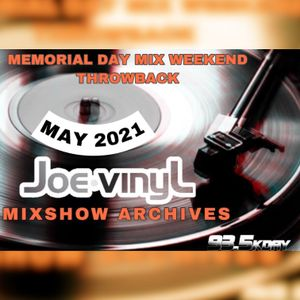93.5 KDAY MEMORIAL DAY MIX CLASSIC (MAY 2021)