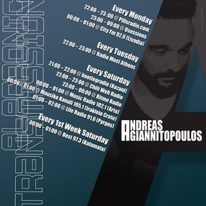 Andreas Agiannitopoulos (Electronic Transmission) Radio Show_202