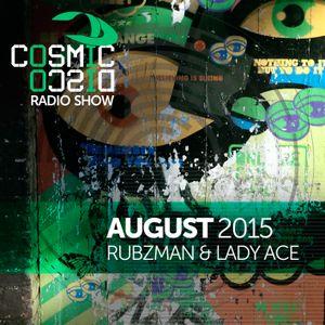 Cosmic Disco Radioshow - AUGUST 2015