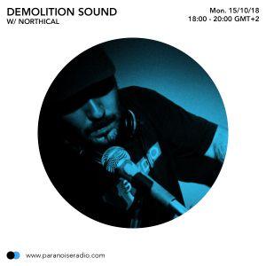 Demolition Sound #01 - Northical - 15/10/18