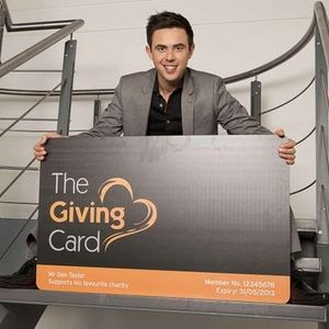 A Bit of Everything talks with Dan Taylor founder of the Giving Card & Salford Artist Nigel Walker