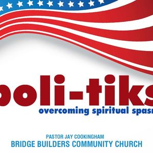 Poli-tiks (overcoming spiritual spasms) - Audio