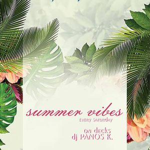 Dj Panos K. Summer Vibes House Music at Baroom (4-6-17)