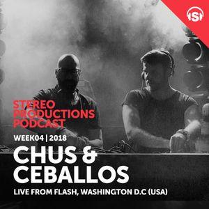 WEEK04_18 Chus & Ceballos live from Flash, Washington DC (USA)