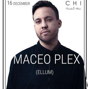 Maceo Plex, Smailov - Live @ CHI by Decadence House(Kiev)16.12.2017