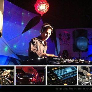 DJorge Caballero Live Special DJ Set @Daylight Sessions Mexican DJS 15-Sep-12