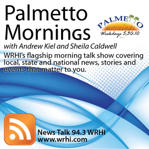 Palmetto Mornings: 5/9/16 Joe Hudak – FCA's Piedmont Pride Baseball