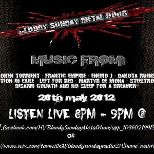 Launch show! 13/05/2012