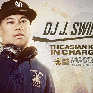 DJ J.SWIFT LIVE ON DTFRADIO.COM MIX 5.10.10